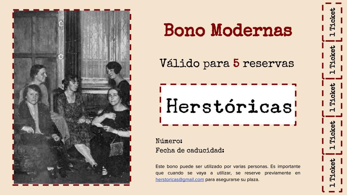 Bono Modernas