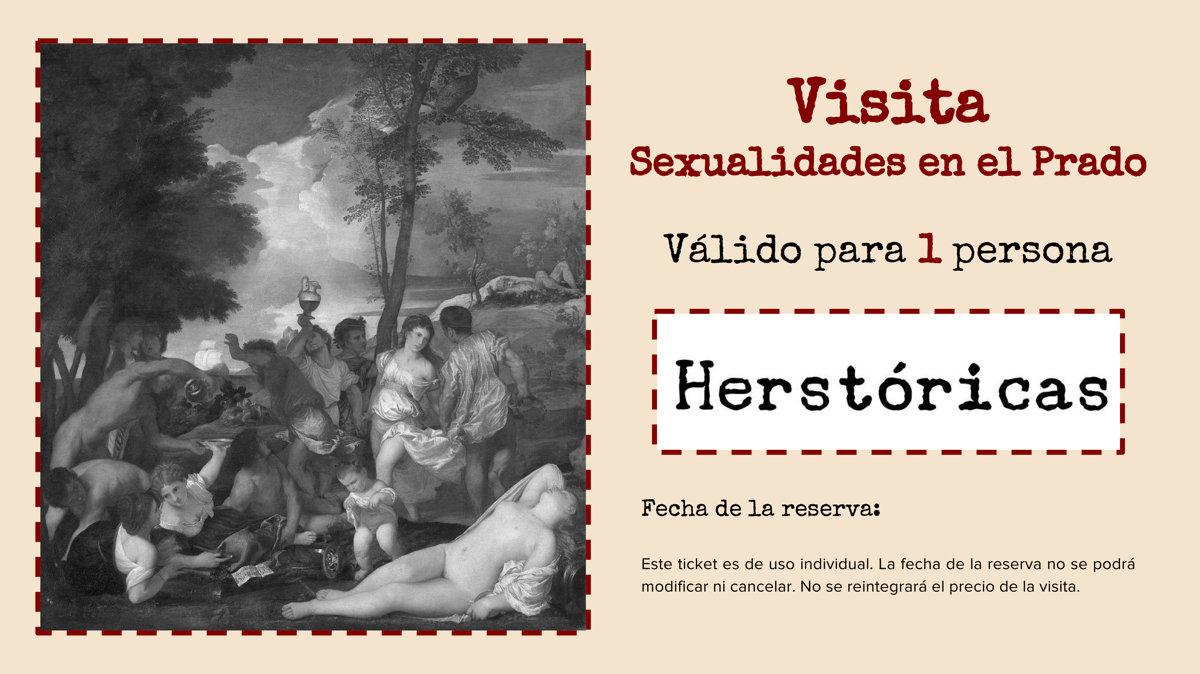 """Visita """"Sexualidades en el Prado"""" - 06/04/2018"""