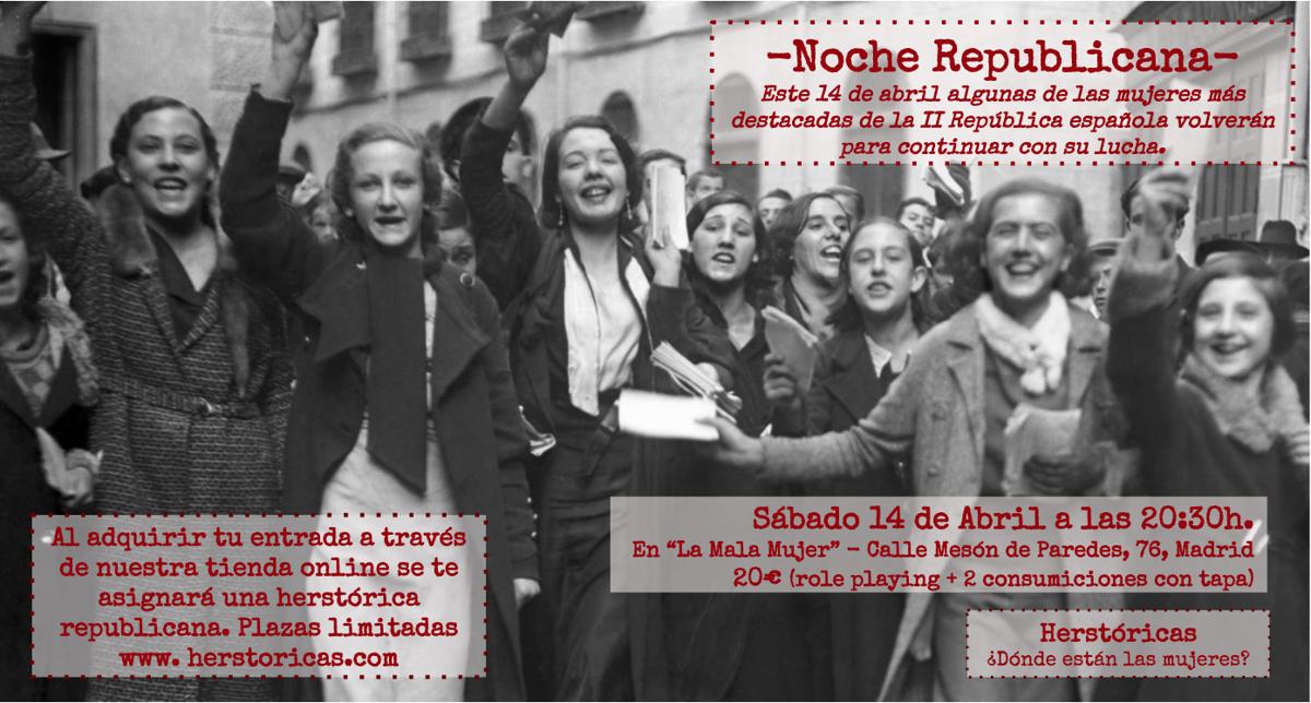 Noche Republicana - 14/04/2018